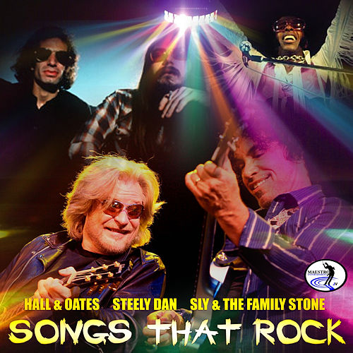 Songs That Rock by Various Artists