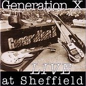 Live In Sheffield by Generation X