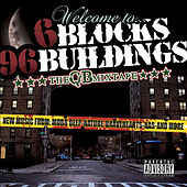 6 Blocks, 96 Buildings - The QB Mixtape by Various Artists