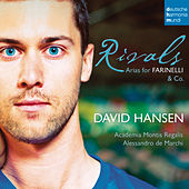 Rivals - Arias for Farinelli & Co. by David Hansen