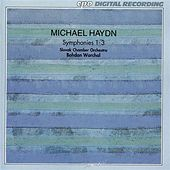 Haydn: Symphonies 1-3 by Slovak Chamberorchestra