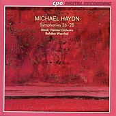 Haydn: Symphonies by Slovak Chamberorchestra