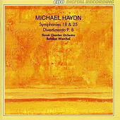 Michael Haydn: Symphonies 18 and 25 - Divertimento, P. 8 by Slovak Chamberorchestra