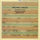 Haydn: Symphonies Nos. 4-6 by Slovak Chamberorchestra