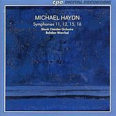 Haydn: Symphonies 11, 12, 15, 16 by Slovak Chamberorchestra