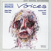 Henze: Voices by Gudrun Pelker