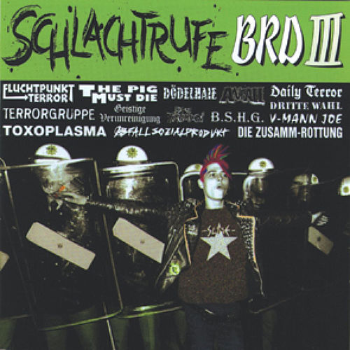 Schlachtrufe Brd 3 by Various Artists