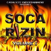 Soca Rizin Vol.1 by Various Artists