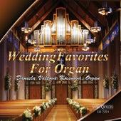 Mendelssohn, Bach, Clarke, Purcell: Wedding Favorites for Organ von Daniela Valtová Kosinová