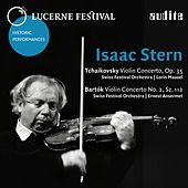 Lucerne Festival Historic Performances, Vol. II (Tchaikovsky: Violin Concerto, Op. 35 - Bartók: Violin Concerto No. 2, Sz. 112) by Various Artists