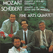 Mozart: Quartet No. 19, K. 465