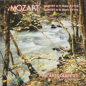 Mozart: String Quintets, K. 515 & K. 516 by Jean Dupouy