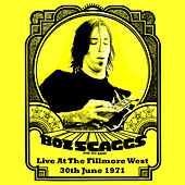 Live At the Fillmore West - 30 June 1971 (Remastered) [Live] by Boz Scaggs