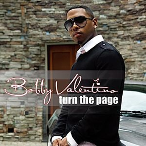 Turn The Page by Bobby V.