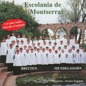 Escolania de Montserrat by Escolania de Montserrat