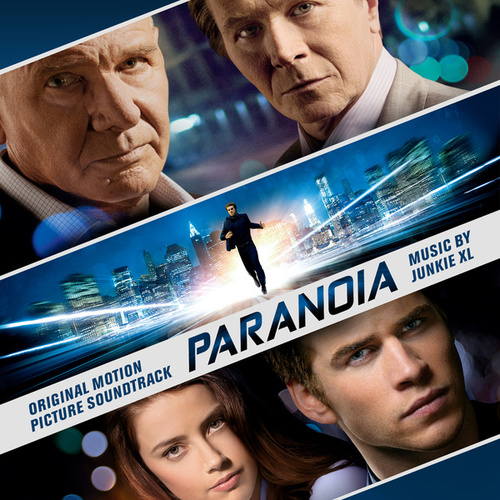 Paranoia by Junkie XL