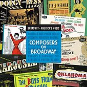 Composers On Broadway by Various Artists
