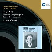 Chopin: Préludes, Impromptus, Barcarolle, Berceuse by Alfred Cortot
