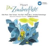 Mozart: Die Zauberflöte by Wolfgang Sawallisch