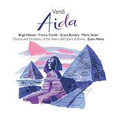 Verdi: Aida by Mario Sereni