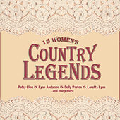 15 Women's Country Legends by Various Artists
