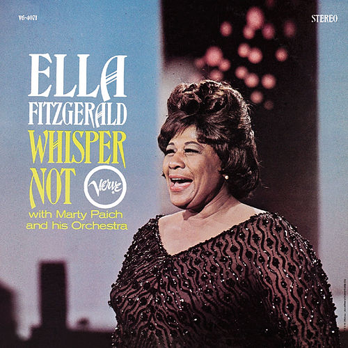 Whisper Not by Ella Fitzgerald