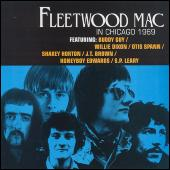 Fleetwood Mac In Chicago 1969 by Fleetwood Mac