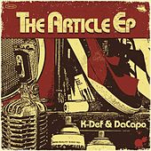The Article EP by K-Def