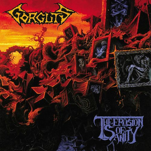 The Erosion Of Sanity by Gorguts