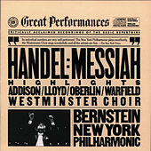 Handel: Messiah Highlights by New York Philharmonic
