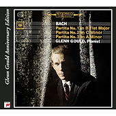 Bach: Partitas, BWV 825-827, Volume 1 (Glenn Gould - The Anniver by Glenn Gould