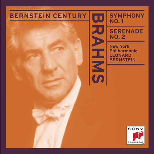 Brahms: Symphony No. 1; Serende No. 2 by New York Philharmonic