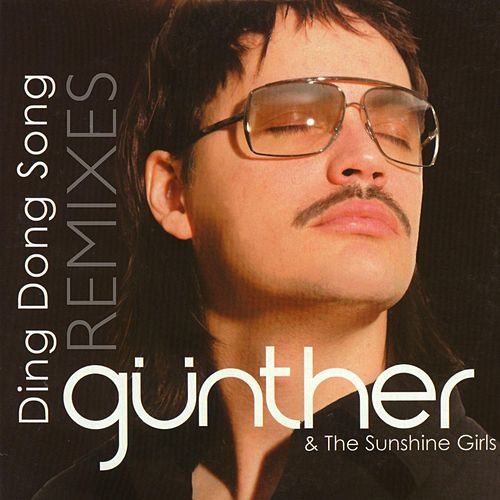 Ding Dong Song [Ep] by Gunther & The Sunshine Girls