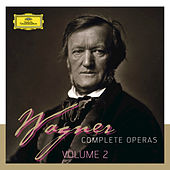 Wagner Complete Operas by Various Artists