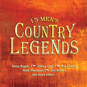 15 Men's Country Legends by Various Artists