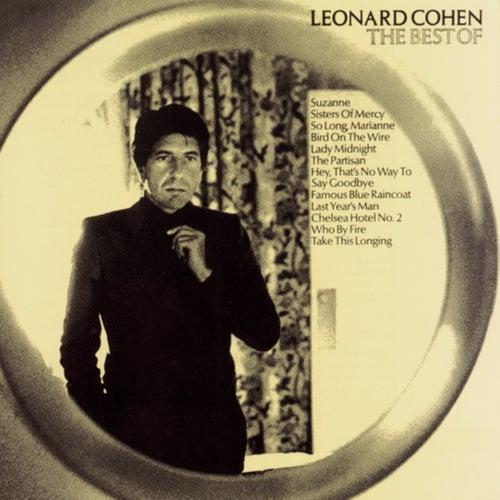 The Best Of Leonard Cohen by Leonard Cohen