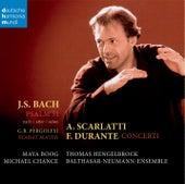 Scarlatti / Bach / Durante von Balthasar-Neumann-Ensemble