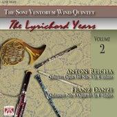 Anton Reicha: Quintet - Franz Danzi: Quintetto No. 3 by The Soni Ventorum Wind Quintet