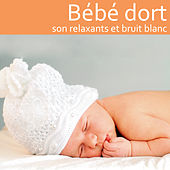 Bébé dort: Sons relaxants et bruit blanc by The Kiboomers