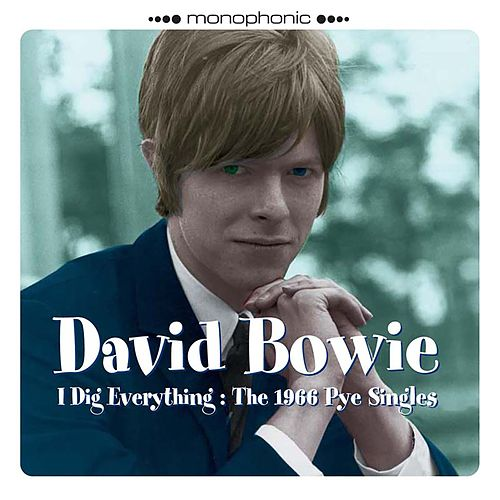I Dig Everything the 1966 Pye Singles by David Bowie