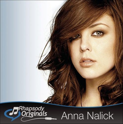 Rhapsody Originals by Anna Nalick