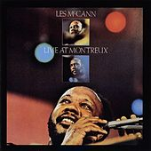 Live At Montreux by Les McCann