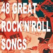 48 Great Rock'n'roll Songs von Various Artists