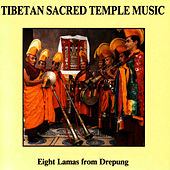 Tibetan Sacred Temple Music by Eight Lamas From Drepung