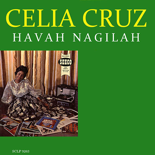 Havah Nagilah by Celia Cruz
