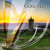 Celtic Harp by France Ellul