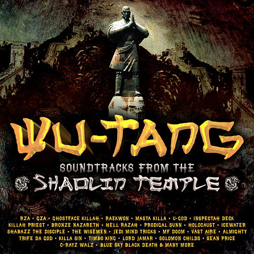 Soundtracks From The Shaolin Temple by Various Artists