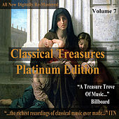 Classical Treasures: Platinum Edition, Vol. 7 (Remastered) by Various Artists