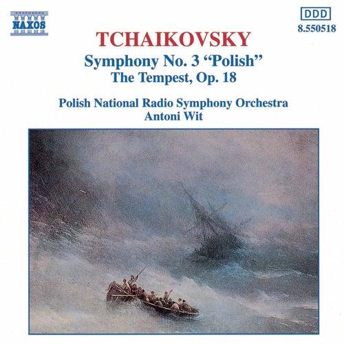 Symphony No. 3 'Polish' by Pyotr Ilyich Tchaikovsky