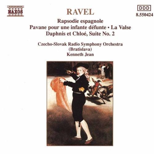 Rapsodie espagnole / La Valse / Daphnis by Maurice Ravel